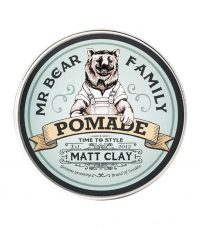 Mr Bear Family matt pomade