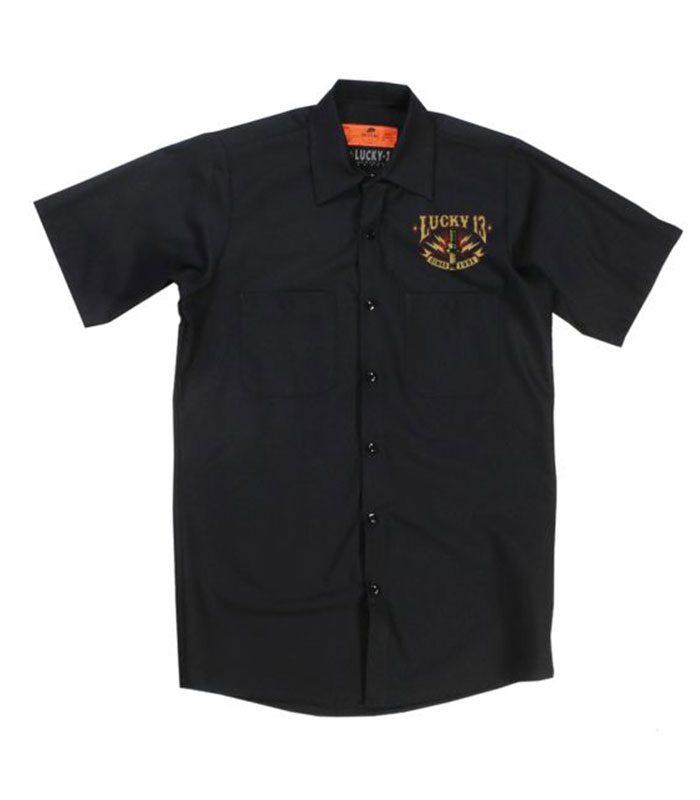 Lucky 13 skjorta