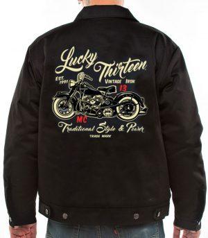 Lucky 13 jacka