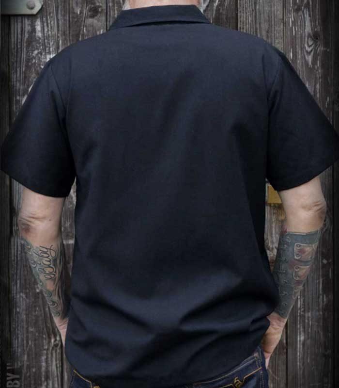 Rockabilly 50-tal skjorta