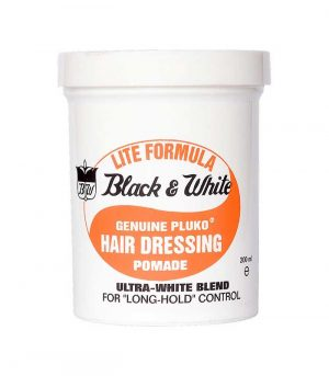 Black & White pomade