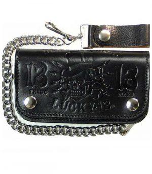 lucky 13 plånbok